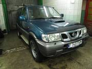 Продам Nissan Terrano 2,  2002 г.в.