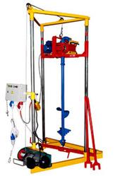 Малогабаритная буровая установка скважин на воду