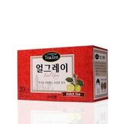 Экспорт чая и чайных напитков из Южной Кореи.
