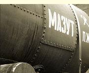 Мазут М-100 на экспорт