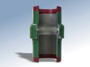 Изолирующая монолитная муфта ИММ,  Вставка электроизолирующая ВЭИ