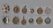 Продам медали,  часы и печатку