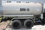 Оборудование машины вакуумной (ассенизаторской) на шасси ГАЗ,  ЗиЛ,  Кам