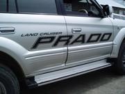 Toyota Land Cruiser Prado 95 на разбор