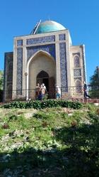 Туркестан поездки