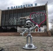 Оригинальный подарок ручной работы от лидера рынка в Казахстане!